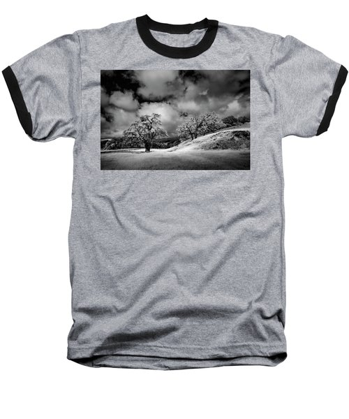 Baseball T-Shirt featuring the photograph Central California Ranch by Sean Foster