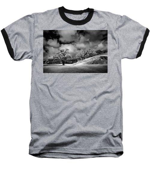Central California Ranch Baseball T-Shirt by Sean Foster