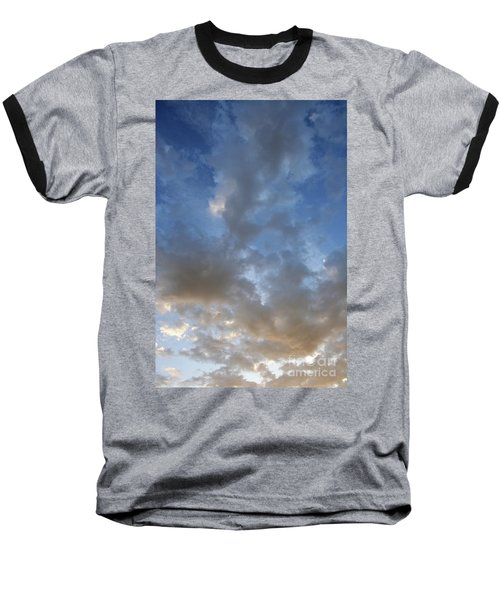 Baseball T-Shirt featuring the photograph Central Coast Clouds 1 by Michael Rock