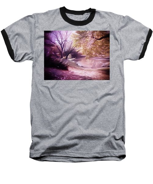 Central Park Baseball T-Shirt by Carol Crisafi
