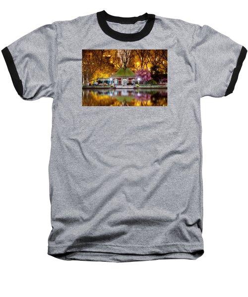 Central Park Memorial Baseball T-Shirt