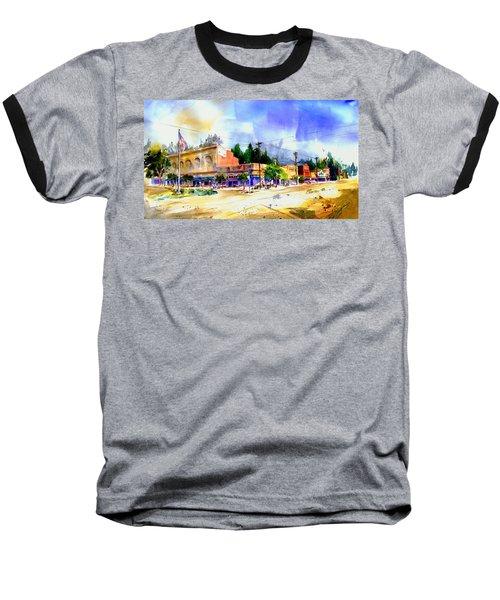 Central Square Auburn Baseball T-Shirt
