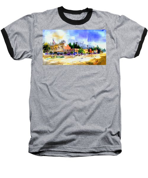 Central Square Auburn Baseball T-Shirt