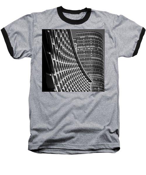 Century Plaza Hotel Baseball T-Shirt