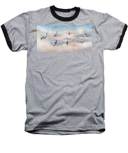 Century Series Fantasy Formation II Baseball T-Shirt