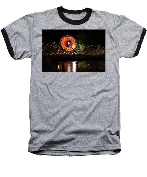 Century Wheel Baseball T-Shirt
