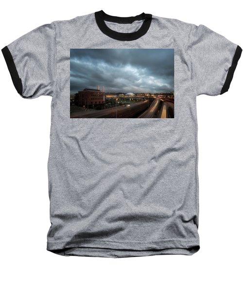 Cereal And Grits Baseball T-Shirt