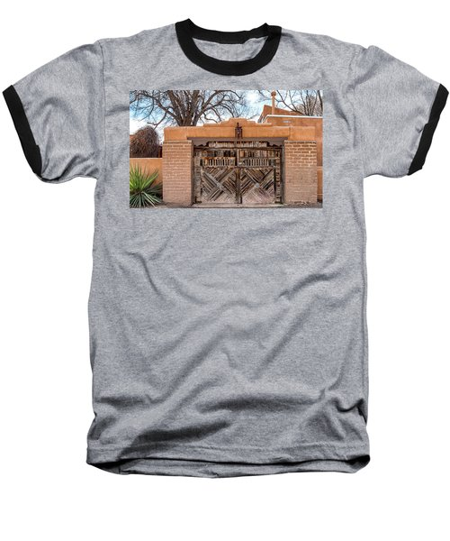 Cerrillos Gate Baseball T-Shirt