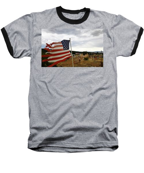 Cerro, New Mexico Baseball T-Shirt