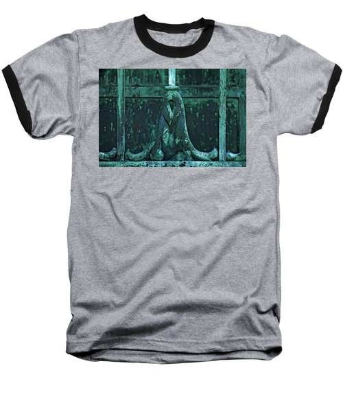 Baseball T-Shirt featuring the photograph Certainty by Rowana Ray