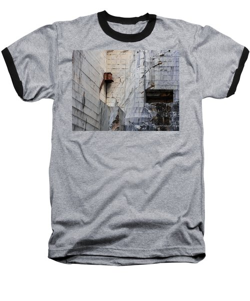 Cervaiole Quarry - Apuan Alps, Tuscany Italy Baseball T-Shirt