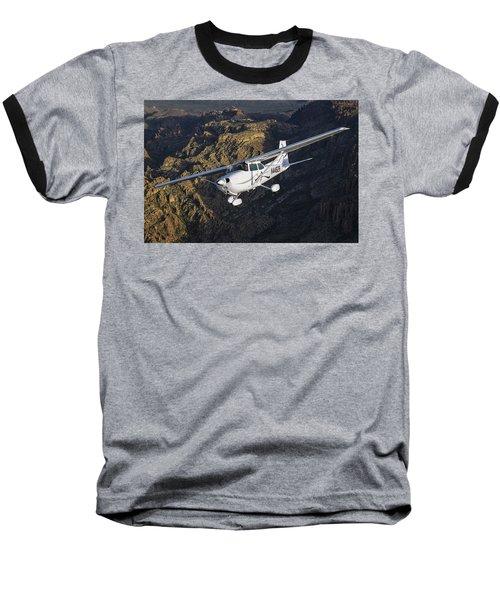 Cessna 172m Baseball T-Shirt