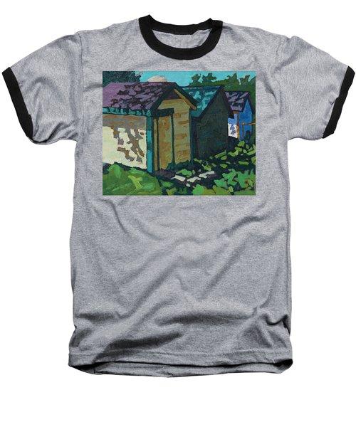 Chaffey Boat Houses Baseball T-Shirt