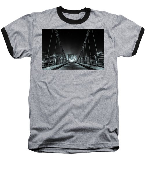Chain Bridge Baseball T-Shirt