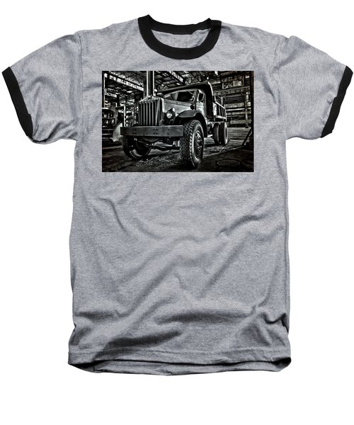 Chain Drive Sterling Baseball T-Shirt