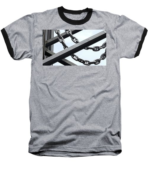 Chain Links Baseball T-Shirt