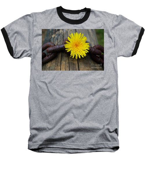 Chained Beauty Baseball T-Shirt