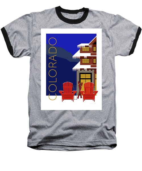 Colorado Chairs Baseball T-Shirt