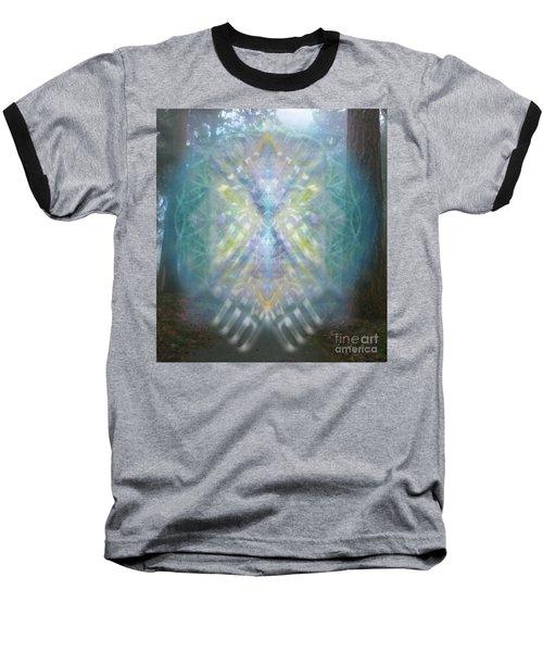 Chalice-tree Spirit In The Forest V1 Baseball T-Shirt
