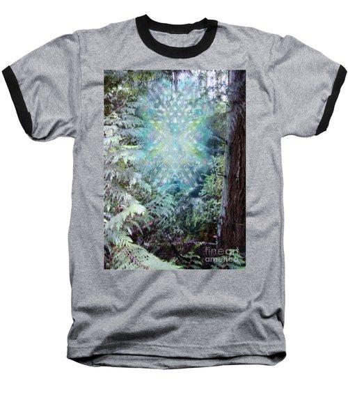 Chalice-tree Spirit In The Forest V3 Baseball T-Shirt