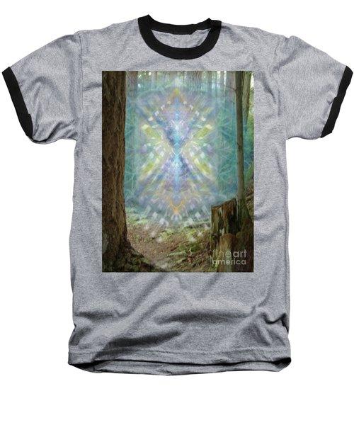 Chalice-tree Spirt In The Forest V2 Baseball T-Shirt