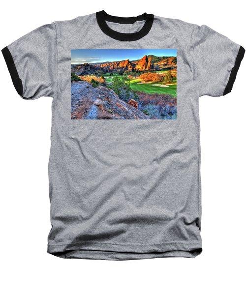Challenge Baseball T-Shirt