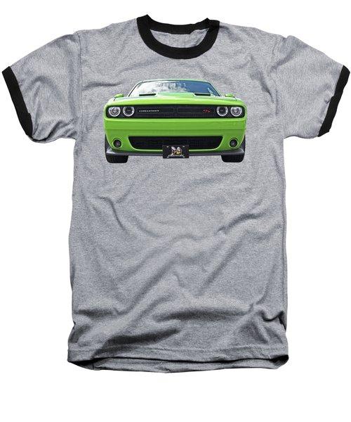 Challenger Scat Pack Baseball T-Shirt