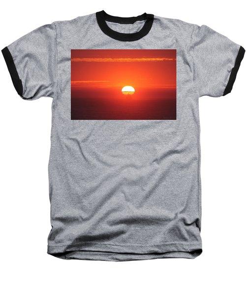 Challenging The Sun Baseball T-Shirt