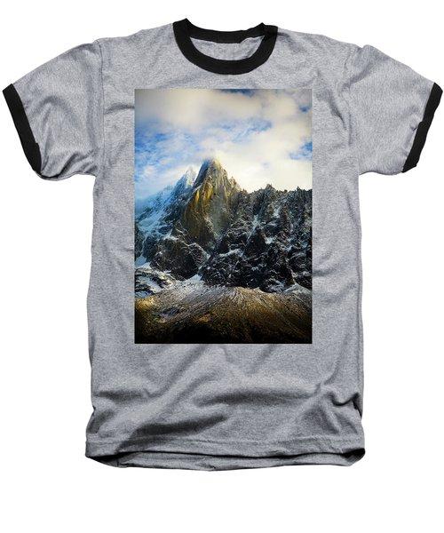 Chamonix Baseball T-Shirt
