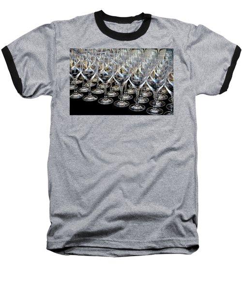 Champagne Army Baseball T-Shirt