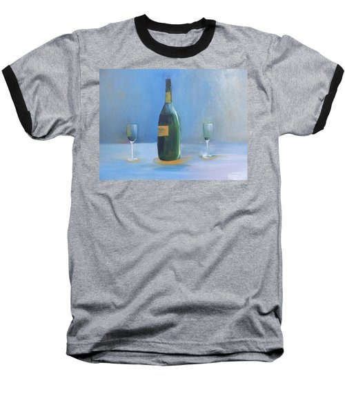 Champagne For Two Baseball T-Shirt