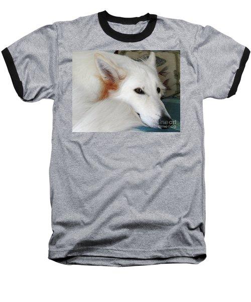 Champanie Janie Baseball T-Shirt