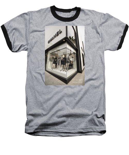 Chanel Baseball T-Shirt by David Bearden