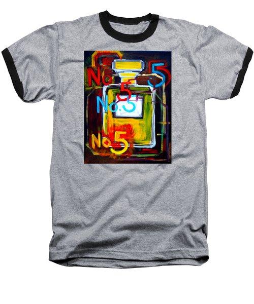 Chanel No. 5 Baseball T-Shirt
