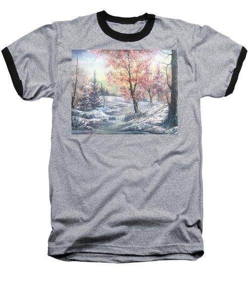 Change Of Seasons  Baseball T-Shirt