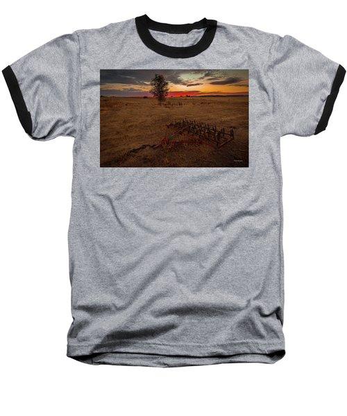 Change On The Horizon Baseball T-Shirt