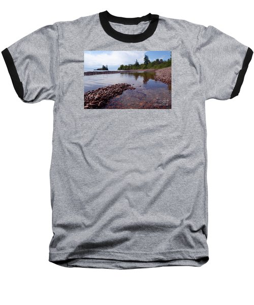 Baseball T-Shirt featuring the photograph Changing Channels by Sandra Updyke