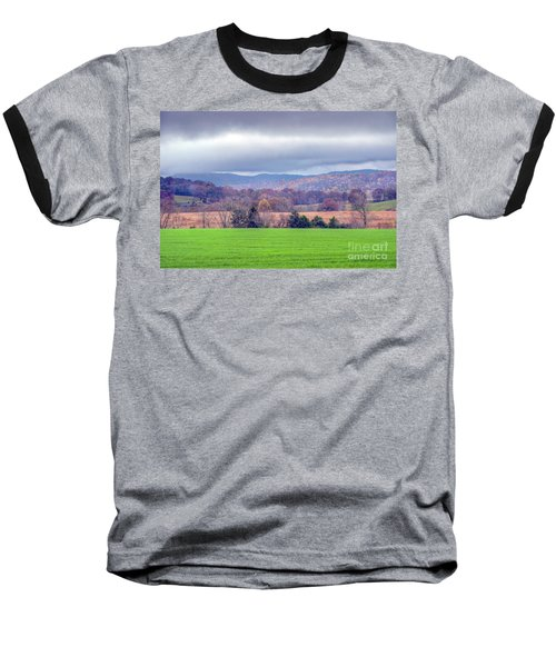 Changing Seasons Baseball T-Shirt