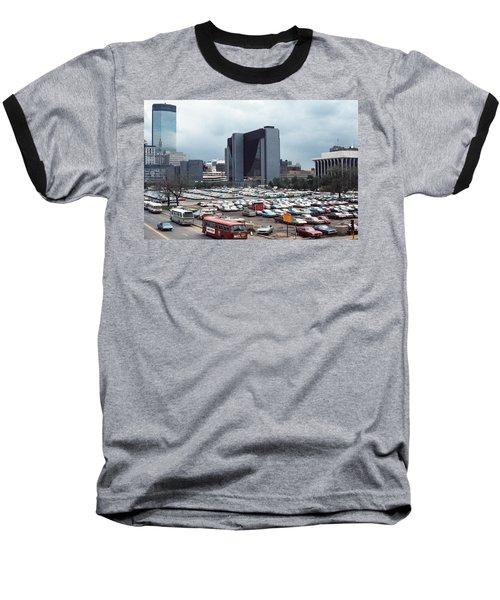 Changing Skyline Baseball T-Shirt