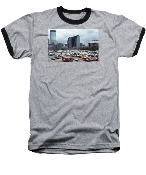 Changing Skyline Baseball T-Shirt