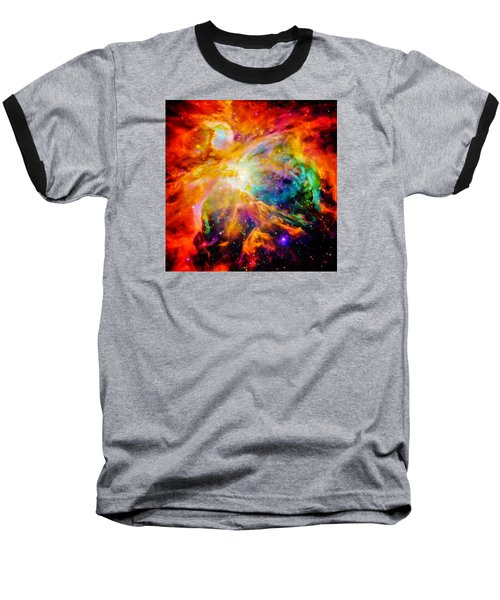 Chaos In Orion Baseball T-Shirt
