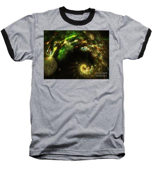 Chaos Theory Baseball T-Shirt