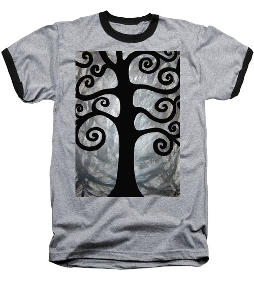 Chaos Tree Baseball T-Shirt