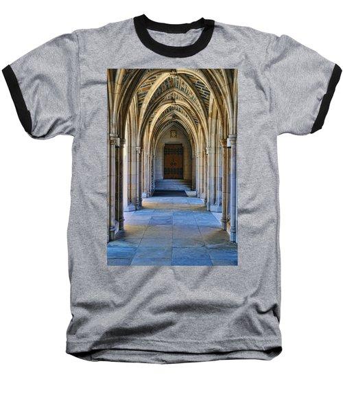 Chapel Arches Baseball T-Shirt