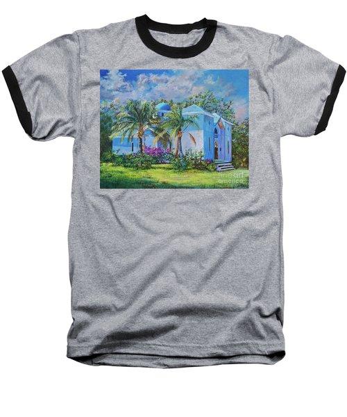 Chapel Of St. Panteleimon Baseball T-Shirt