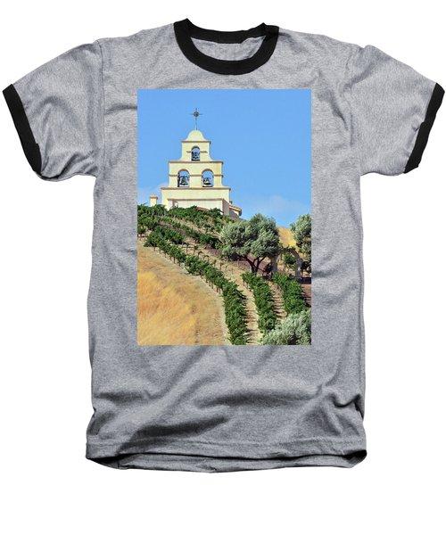 Chapel On The Hill Baseball T-Shirt