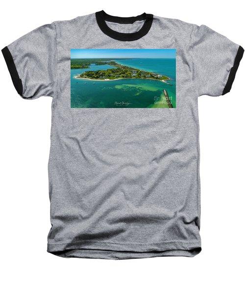 Chapoquoit Island Baseball T-Shirt