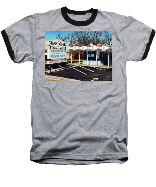 Char Grill Hillsborough St Baseball T-Shirt