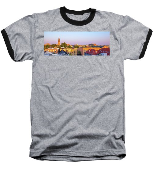 Charleston Glows Baseball T-Shirt