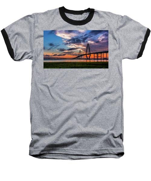 Baseball T-Shirt featuring the photograph Charleston by RC Pics